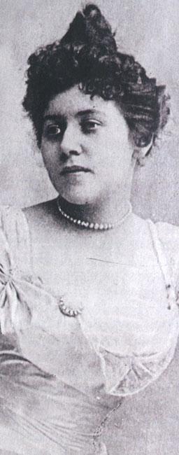Marguerite Jeanne Japy, épouse Steinheil, dite Meg (16 avril 1869 - 17 juillet 1954)