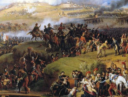 Bataille de la Moskowa (Louis-François Lejeune, 1822, château de Versailles)