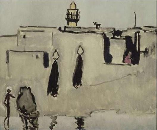 Kees Van Dongen, Fellahines, 1913, Paris, musée national d'Art moderne