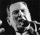 Juan Peron  (8 octobre 1895 - 1 juillet 1974)