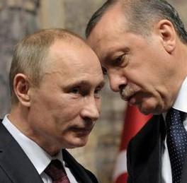 Poutine et Erdogan (2 décembre 2014), DR