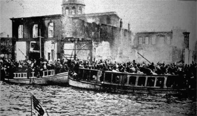 Évacuation de Smyrne à partir du 15 mai 1919