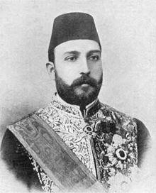 Muhammad Tawfiq (15 novembre 1879 - 7 janvier 1892)