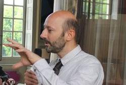 Stéphane Tison, maître de conférences en Histoire contemporaine (Université du Maine)