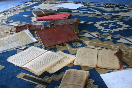 Manuscrits mauritaniens
