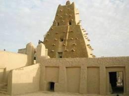 Le mausolée de Sidi Mahmoud (Tombouctou), DR