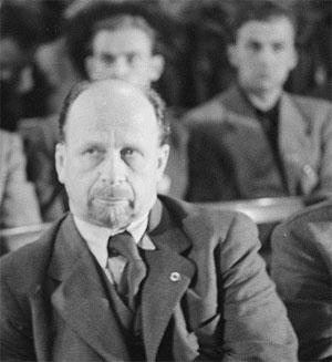 Walter Ulbricht (Leipzig, 30 juin 1893 - Berlin, 1er août 1973)