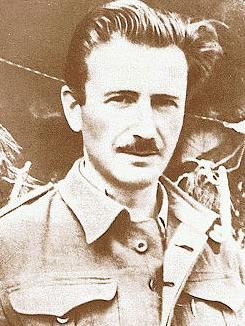 Markos Vafiadis en 1931 (1906, Erzurum ; 23 février 1992, Athènes)