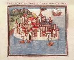 Byzance (en anglais)