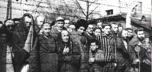 Le 27 janvier 1945, les troupes soviétiques découvrent le camp d'extermination d'Auschwitz-Birkenau, à l'ouest de Cracovie (Pologne). C'est la révélation de la Shoah...<br /><br />cliquez pour en savoir plus