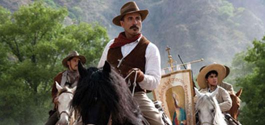 Le cinéma remet en lumière un drame caché de l'histoire du Mexique, la brutale répression des paysans catholiques...<br /><br />En savoir plus: <br />cliquez sur l'image