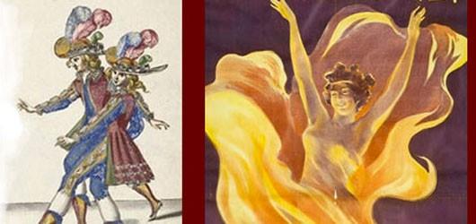 «Et bien, dansez maintenant !»...<br /><br />Au fil des siècles, la danse n'a pas toujours été vue d'un bon oeil...<br /><br />Pour en savoir plus: <br />cliquez sur l'image