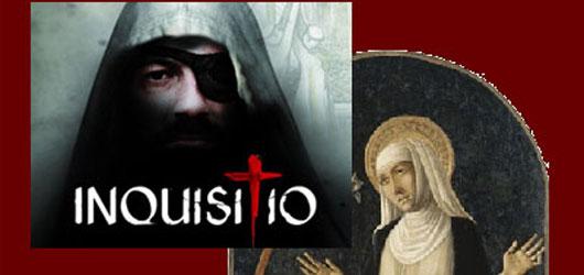 Juillet 2012 : France 2 propose une fiction médiévale sur l'Inquisition.<br /><br />Un polar passionnant mais très éloigné de la réalité historique...<br /><br />En savoir plus: <br />cliquez sur l'image
