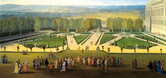 Le 400e anniversaire d'André Le Nôtre, jardinier de Versailles, est l'occasion de redécouvrir l'Histoire des jardins.<br /><br />Pour en savoir plus: <br />cliquez sur l'image