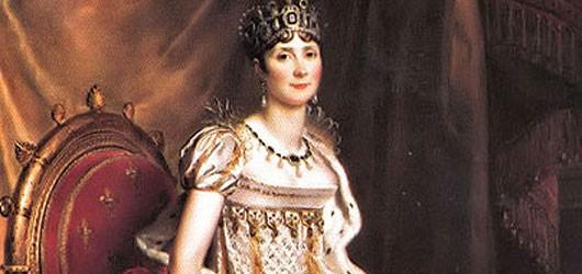 Marie-Josèphe-Rose de Tascher de la Pagerie est née en Martinique le 23 juin 1763.<br /><br />Elle échappe d'extrême justesse à la guillotine avant de recevoir la couronne impériale aux côtés de Napoléon 1er...<br /><br />Pour en savoir plus: <br />cliquez sur l'image