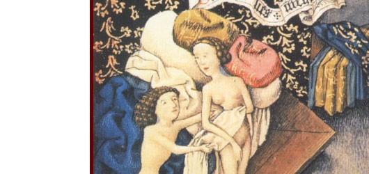 De Sumer à nos jours, le mariage a beaucoup évolué, avec des hauts et des bas, en lien avec le statut de la femme...<br /><br />Pour en savoir plus: <br />cliquez sur l'image