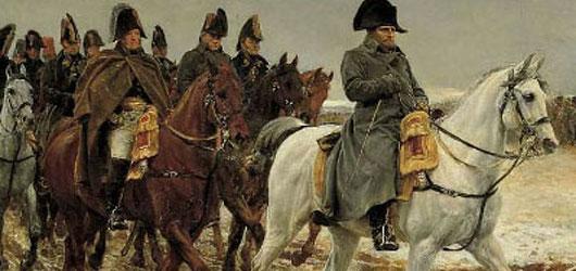 Il y a deux cents ans, Napoléon 1er entamait sa dernière grande campagne...<br /><br />Pour en savoir plus: <br />cliquez sur l'image