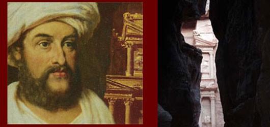 Il y a 200 ans, un jeune Suisse révélait au monde l'existence d'une cité de légende : Pétra, capitale des Nabatéens, en Jordanie...<br /><br />En savoir plus: <br />cliquez sur l'image