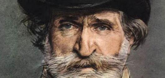 En 1813 naissait près de Parme le compositeur d'opéras Giuseppe Verdi.<br /><br />Sa gloire et son génie s'épanouissent en même temps que le patriotisme italien, faisant de lui le symbole de la Nation en gestation...<br /><br />Pour en savoir plus: <br />cliquez sur l'image