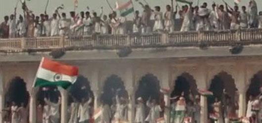 Juin 2017 : le récit palpitant de l'indépendance de l'Inde et du Pakistan, avec ses joies et ses drames. <br /><br /> Une belle fresque inspirée par le succès de librairie <em>Cette nuit la liberté</em>... <br /><br /> En savoir plus : <br /> cliquez sur l'image