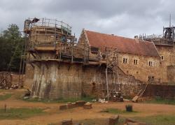 Guédelon, un château fort du XXIe siècle