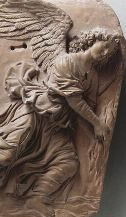 Sculptures italiennes au Louvre