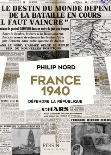 France 1940 (Défendre la République) (Philip Nord)