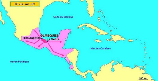 Le Mexique avant Cortés