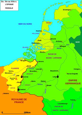 La Belgique à travers les âges