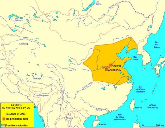 L'avènement du premier empire chinois