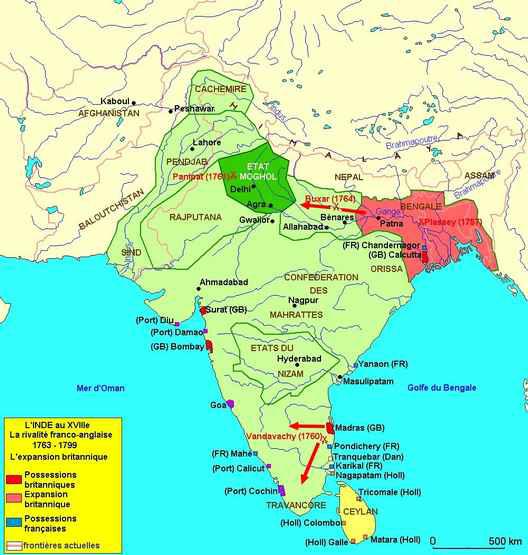 Hindouisme et islam face à face