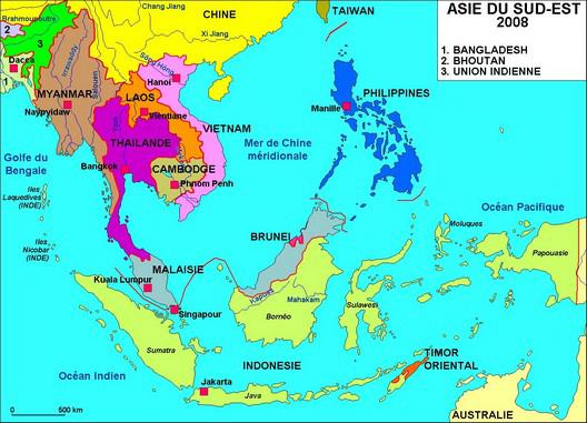 Asie du sud est | Arts et Voyages