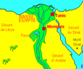 L'Égypte des pharaons (droits réservés : Alain Houot)