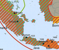 L'Indonésie avant la colonisation européenne