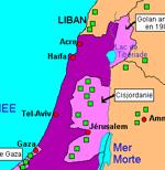 Israël et la guerre des Six Jours