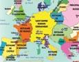 La chrétienté occidentale au milieu du XIIIe siècle (carte : Herodote.net)