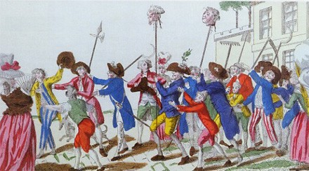 5 octobre 1789 - Les Parisiennes vont chercher le roi à Versailles ...