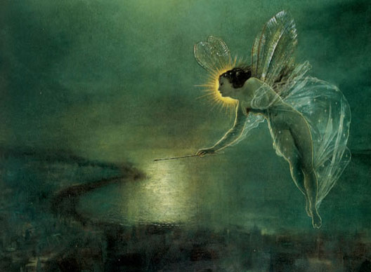 John Atkinson Grimshaw, Spirit of the Night, 1879