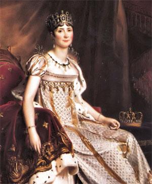 Biographie Marie-Josèphe-Rose de Tascher de la Pagerie