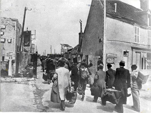 14 mai 1941 La «rafle du billet vert»  Beaune