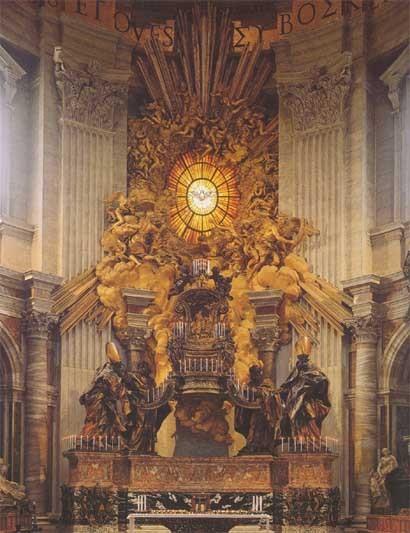 Xviie si cle l 39 art baroque ou l 39 amour de la vie for L architecture baroque