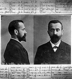 Biographie Alphonse Bertillon