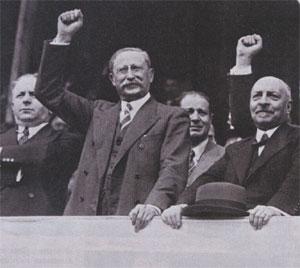 La France du Front populaire à Vichy
