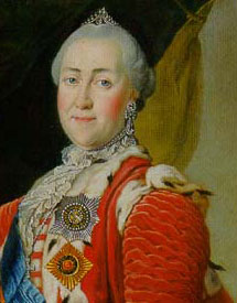 Biographie  Catherine II