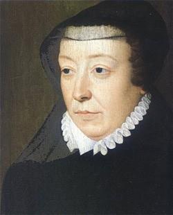 Biographie  Catherine de Médicis