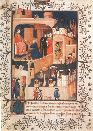 Biographie  Charles VI le Fou
