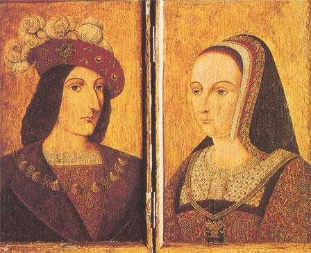 Mariage de Charles VIII et Anne de Bretagne (gravure, château de Langeais)