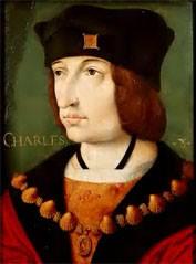 Les Chroniques du Jour : ça s'est passé un.....7 Avril CharlesVIII_portrait