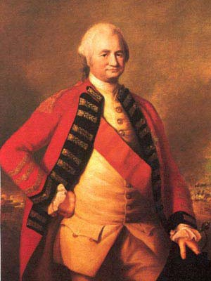 Biographie Robert Clive