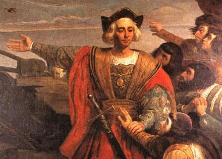 Christophe Colomb découvre la Terre